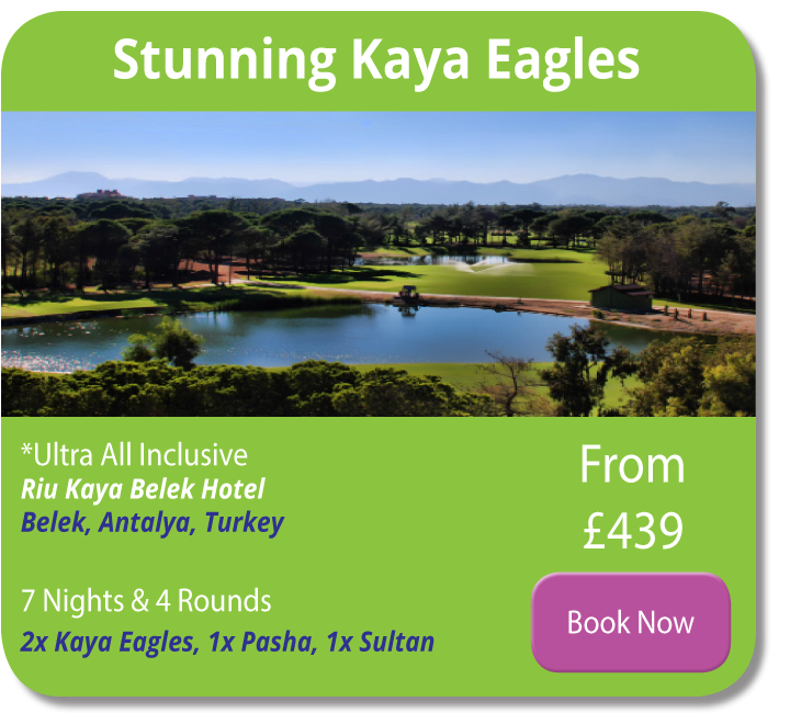 kaya eagles golf holiday strike golf travel