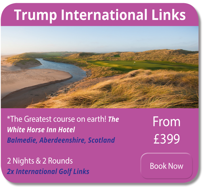 trump links scotland strike golf travel
