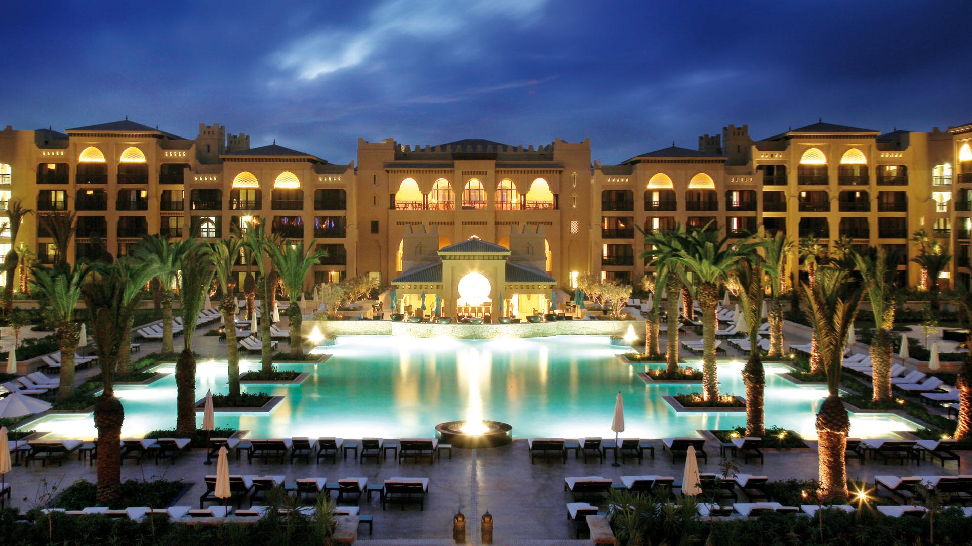 Mazagan Beach Resort strike golf travel