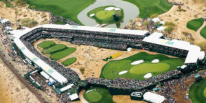 Strike Golf Travel Waste Management Phoenix Open USA Golf Tour