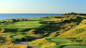 Strike Golf Travel Whistling Straits Golf Club